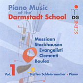 Piano Music of the Darmstadt School Vol. 1 de Steffen Schleiermacher