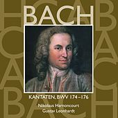 Bach, JS : Sacred Cantatas BWV Nos 174 - 176 von Various Artists