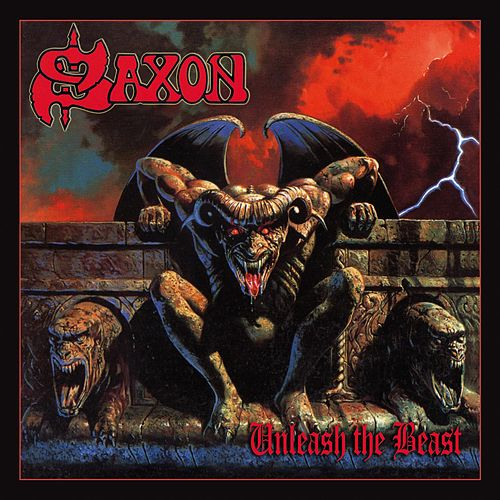 Unleash The Beast by Saxon