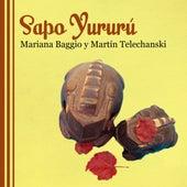 Sapo Yururú by Mariana Baggio