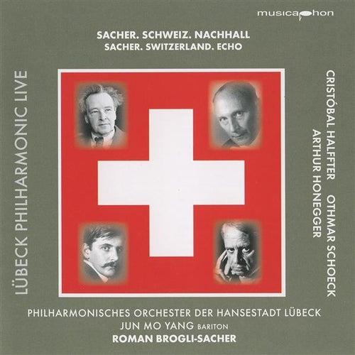 Sacher. Schweiz. Nachhall by Roman Brogli-Sacher
