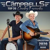 Top 20 Country Favourites de Die Campbells