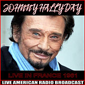 Live In France 1961 von Johnny Hallyday