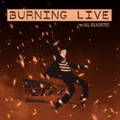 Burning Live (Live) de Back to Elvis Orchestra