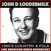 1950's Country & Folk von John D. Loudermilk