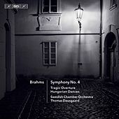 Brahms: Orchestral Works by Swedish Chamber Orchestra