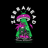 Brain Invaders - Deluxe Goes Instrumental von Zebrahead