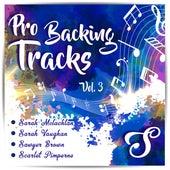Pro Backing Tracks S, Vol.3 by Pop Music Workshop