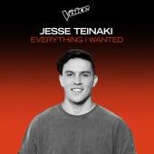 Everything I Wanted (The Voice Australia 2020 Performance / Live) de Jesse Teinaki