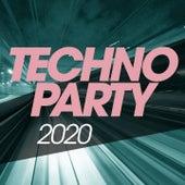 Techno Party 2020 de The Kgb's, Speedwave, Girls From Hardasia, Ado The Dream, Najy Alias Kein, Le Sphinx, Dj Anger, Postman, Heavyhands, Automatic Djz, Klx, Klone, Juppystyle, Psy Man, Ado, Montorsi