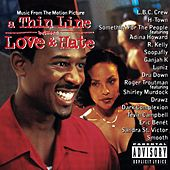 A Thin Line Between Love & Hate (Music From the Motion Picture) de Various Artists