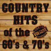 Country Hits of the 60's & 70's de Various Artists
