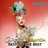 Best of the Best (Remastered) de Carmen Miranda