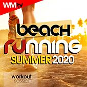 Beach Running Summer 2020 Workout Session (60 Minutes Non-Stop Mixed Compilation for Fitness & Workout 128 Bpm) di Workout Music Tv