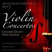 Ferras: Mendelssohn-Bartholdy: Violin Concerto In E Minor, Op. 64 - Bruch:  Violin Concerto In G Minor Op. 26 (Digitally Remastered) by Christian Ferras
