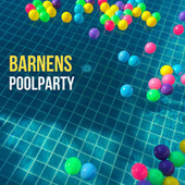 Barnens poolparty by Various Artists