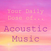 Your Daily Dose of Acoustic Music van Various Artists