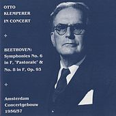 Beethoven: Symphonies Nos. 6 & 8 by Otto Klemperer