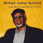 Recorded Live at Oil Can Harry's 1971 de Ahmad Jamal Quintet
