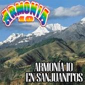 Armonia 10 en Sanjuanitos by Armonia 10
