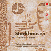 Stockhausen: Bass Clarinet & Piano by Steffen Schleiermacher