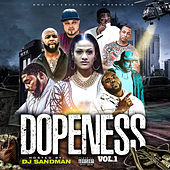 Dopeness, Vol. 1 (Hosted By: DJ Sandman) de Various Artists