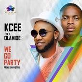 We Go Party de KCee