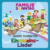 Unsere schönsten Einmaleins-Lieder von Familie Sonntag