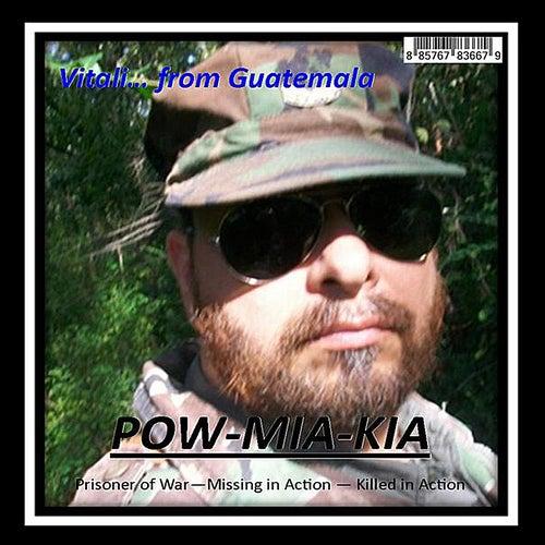 Pow-Mia-Kia de Vitali from Guatemala