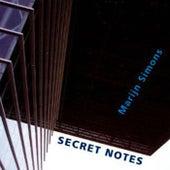 Marijn Simons: Secret Notes de Various