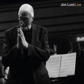 Jon Lord Live by Jon Lord