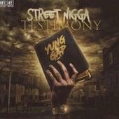 Street Nigga Testimony de Yung Gap