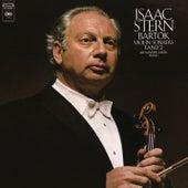 Bartók: Violin Sonatas No. 1 & 2 - Webern: 4 Pieces de Isaac Stern