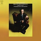 Sibelius: Violin Concerto in D Minor, Op. 47 - Karelia Suite, Op. 11 by Eugene Ormandy