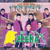 Y Me Besó von Grupo Azteka