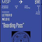 Boarding Pass by Letter D.