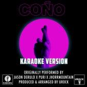 Cono (Originally Performed By Jason Derulo) (Karaoke Version) by Urock Karaoke