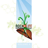 Quickstar Productions Presents : Rock 4 Life International volume 4 von Various Artists