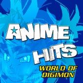 ANIME HITS World of Digimon von Anime Allstars