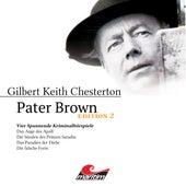 Edition 2: Vier Spannende Kriminalhörspiele von Pater Brown