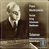 Grieg, Schumann & Beethoven: Piano Works by Solomon