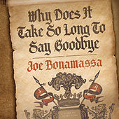 Why Does It Take So Long To Say Goodbye di Joe Bonamassa