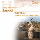 Georg Friedrich Händel (Water Music and Music for Royal Fireworks) by Various Artists