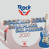 Rock And Roll en la plaza del pueblo de Rock And Roll en la plaza del pueblo