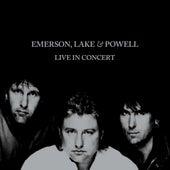 Live In Concert de Emerson, Lake & Powell