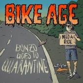 Bonzo goes to quarantine by Bike Age