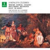 8 Menuets célèbres : Mozart, Boccherini, Exaudet... de Jean-François Paillard