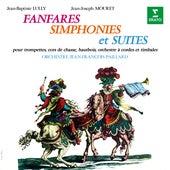 Lully & Mouret: Fanfares, simphonies et suites pour trompettes, cors de chasse, cordes et timbales de Jean-François Paillard