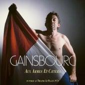 Aux armes et caetera (Live au Théatre Le Palace / 1979 / Remastered) de Serge Gainsbourg