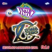 Seguimos Marcando Zona Vol. 2. Música de Guatemala para los Latinos (En Vivo) de Marimba Orquesta Zona Cero